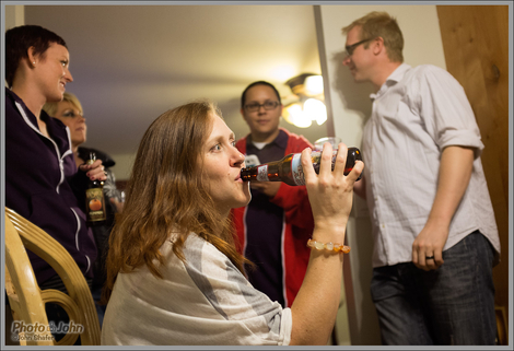 Fujifilm X100S Party Photo