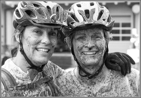 Muddy Ladies - Olympus OM-D E-M1