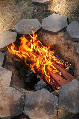 fire-going