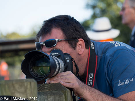 Capture a Photographer