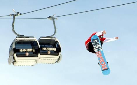 Ski Mammoth!