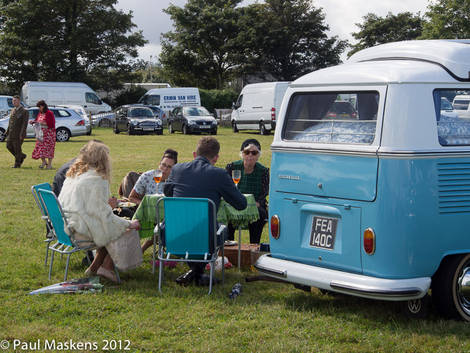 How to do Goodwood Revival