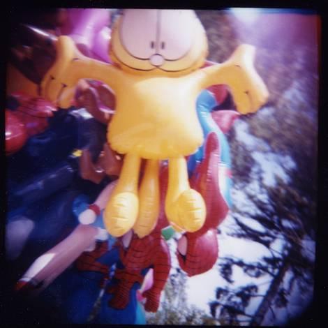 Garfield..