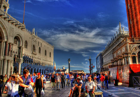 San Marco Plazza (HDR)