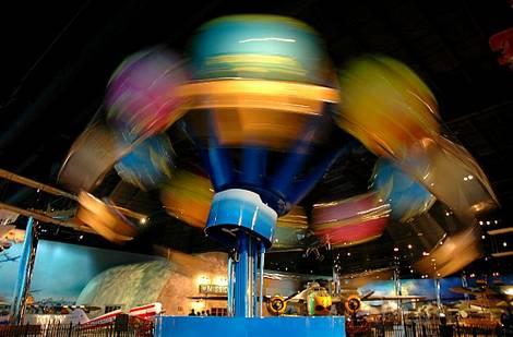 Air Zoo Ride