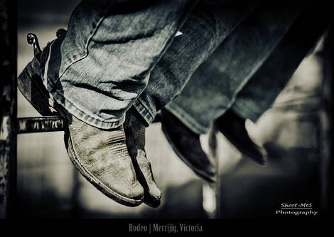 Boots, fit for a Rodeo