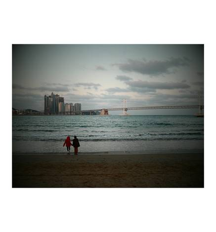 Brother & Sister - vignetting filter
