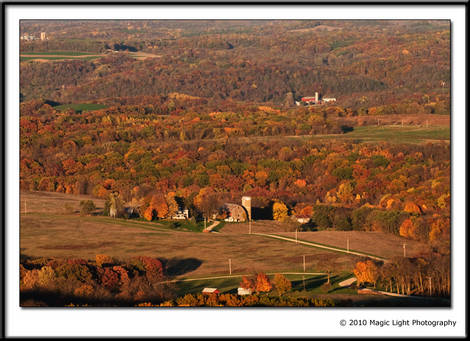 Fall Farmstead