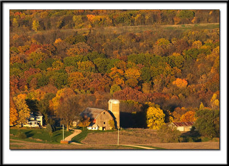 Fall Farmstead
