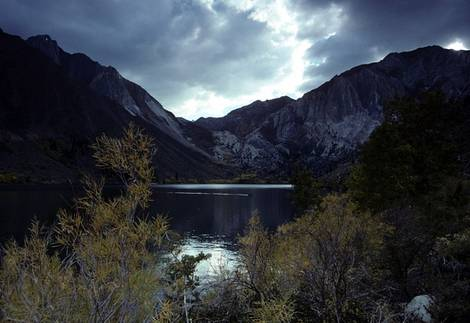 Convict Lake, Kodachome...