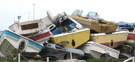 Pile O' Boats