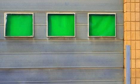 Three glow_ green