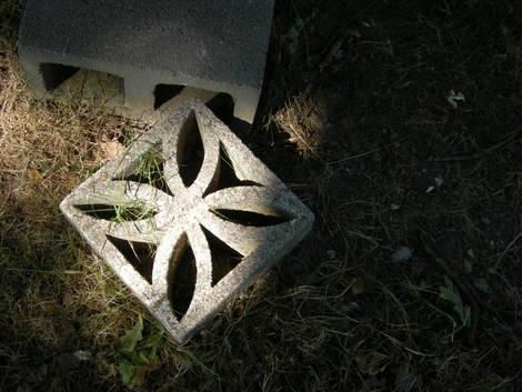 maltese cinder block