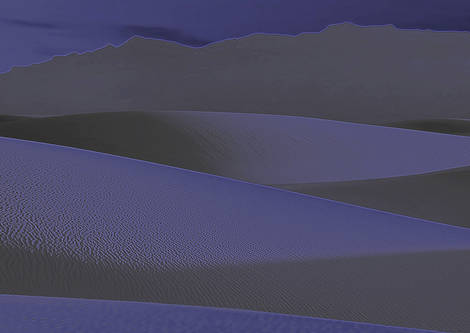The Purple Dunes