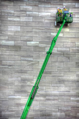 The Green Crane