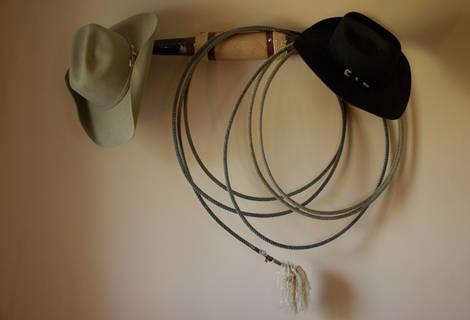 Fancy Hat Rack