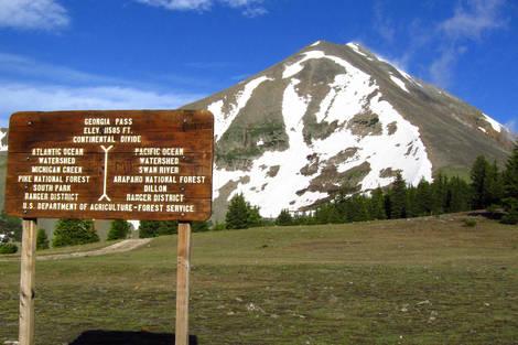Mtn Guyot Colorado