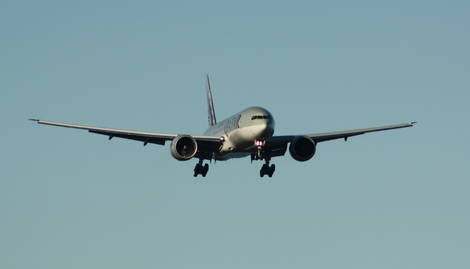 Boeing Brand New Jets
