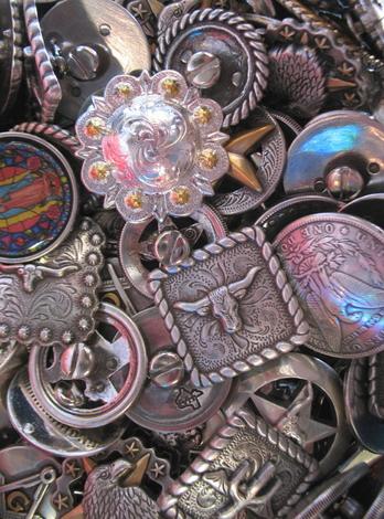 Silver trinkets
