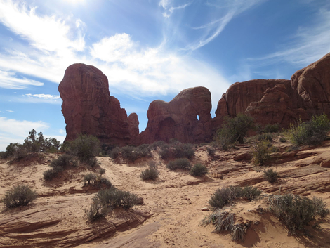 Arches October 2013