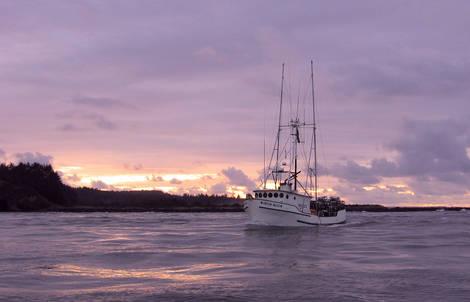 Irish Miss Crab Boat