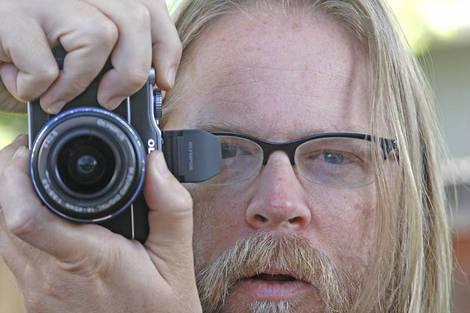 Photo John at Home