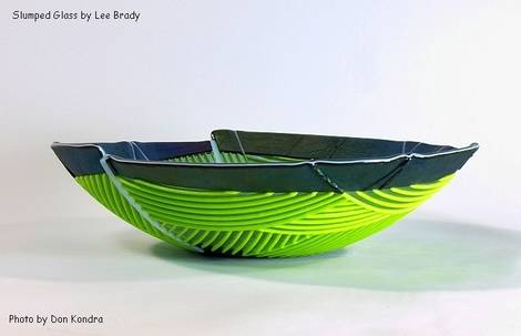 Product - Slumped Glass Bowl