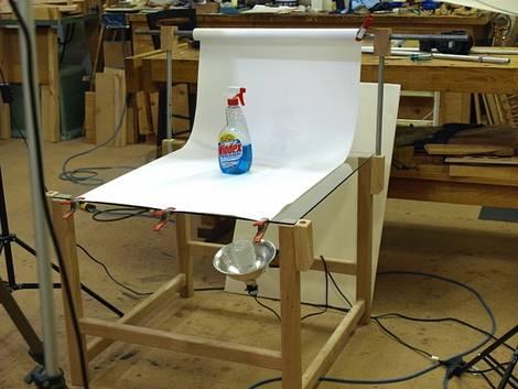 New light table test shoot...