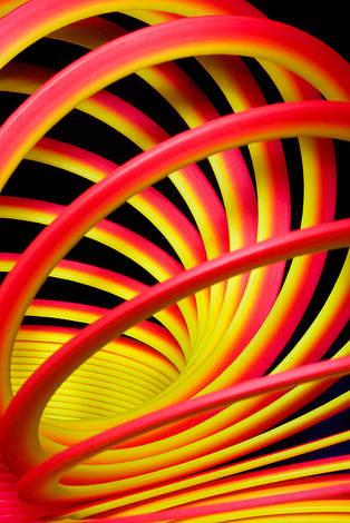 Orange/Yellow Slinky
