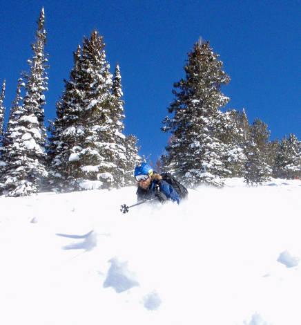 Snow cloud Photo-John