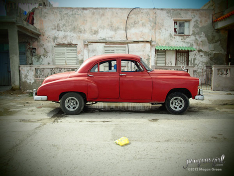 Cuba with the Olympus E-PL5