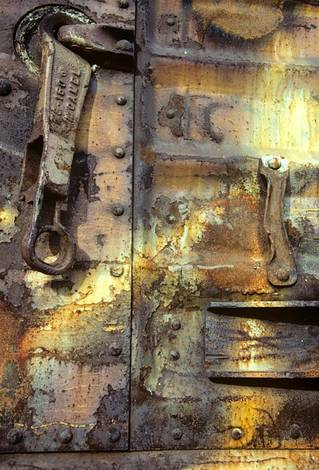 Train Rust