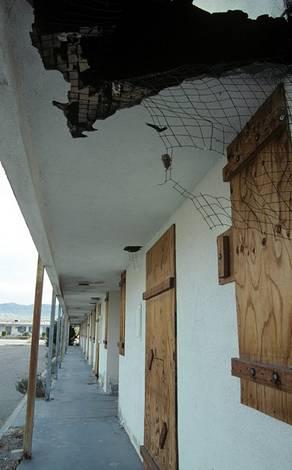 Abandoned Salton Hotel