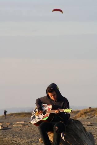 Shilshole Musician