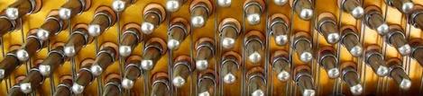 tuning pins
