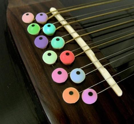 bridge pins