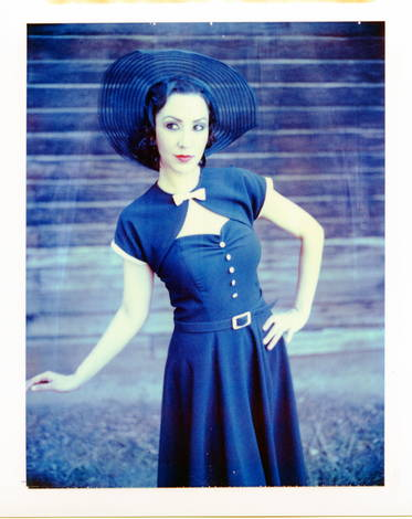 Christel Vintage Shoot