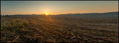 Sunrise in Adairsville