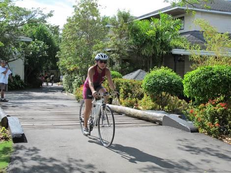 Triathlon at Plantation Bay Resort & Spa (Cebu, Philippines)