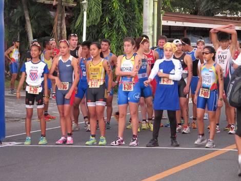 Century Tuna ASTC Asian Duathlon Championships 2012