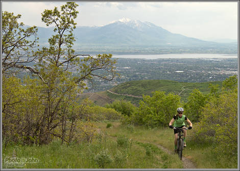 Utah County Mountain Biking