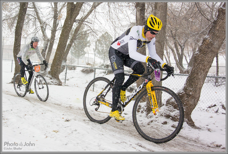Nikon 1 AW1 Winter Cyclocross Racing