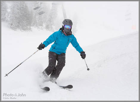 Nikon 1 - Ski Photo