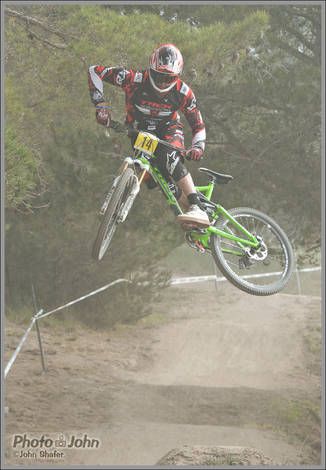 Big Whip - 2012 Sea Otter Pro Downhill Practice