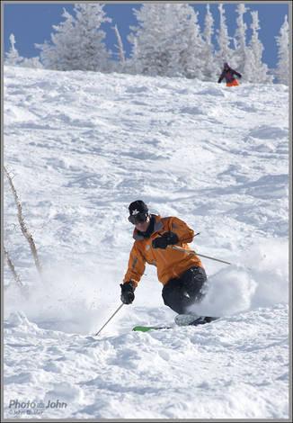 Alta Ski Instructor - Sony Alpha A55