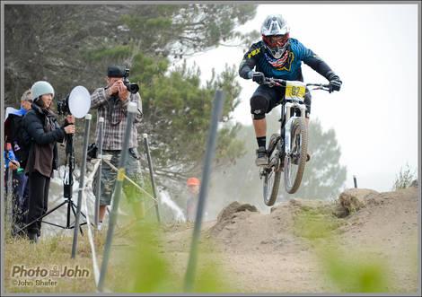 2012 Sea Otter Pro Downhill Mountain Bike Race