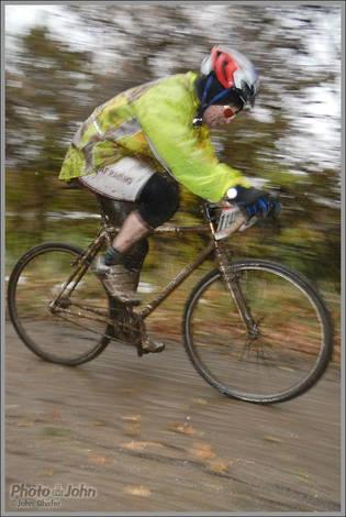 Sloppy Cyclocross Racing