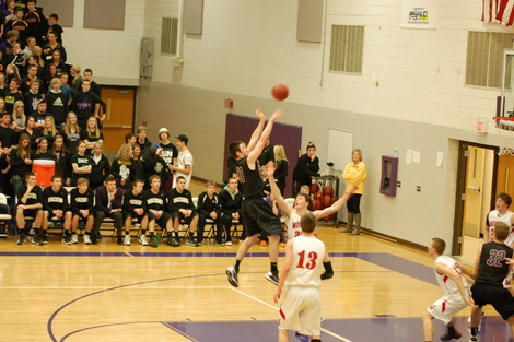 High school basketball pictures by a beginner!