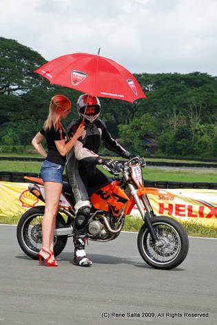 Clark Underbone & Superbike