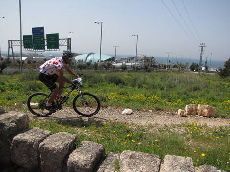 XCO-2012. Haifa
